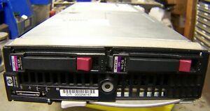 HP PROLIANT BL460c G6 146 GB 2.53 GHz 4GB 2RX4 PC3-10600R QUAD CORE PROCESSOR