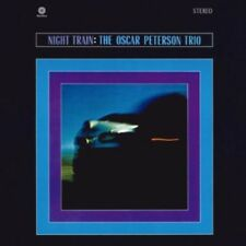 Oscar Peterson - Night Train [New Vinyl LP] Bonus Track, 180 Gram