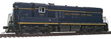 échelle H0 - Locomotive diesel EMD SD7 Baltimore & Ohio avec DCC + Son - 41901