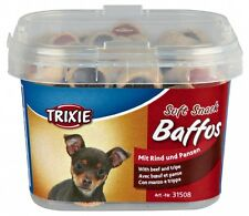 Pet Dog Puppy Treats Snack Food with Beef & Tripe for Small Dogs by TRIXIE