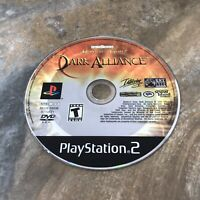 Baldur's Gate: Dark Alliance (Sony PlayStation 2, 2002) Disc Only TESTED & WORKS