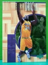 Shaquille O'Neal card 2000-01 Hardcourt #25