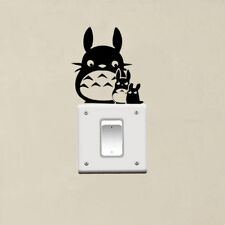 Totoro Mom And Totoro Baby Switch Sticker Vinyl Switch Decor Living Room Wall