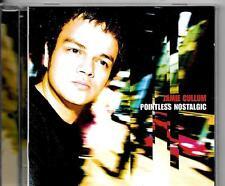 CD ALBUM 13 TITRES--JAMIE CULLUM--POINTLESS NOSTALGIC--2002
