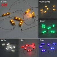 Universal DIY LED Lighting for Bricks Toy with USB Port 6 Color Lighting K*^