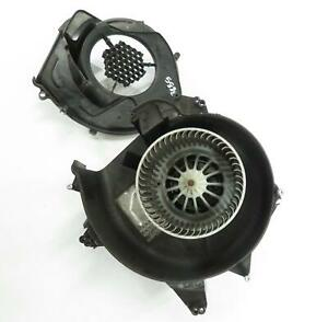09-18 BMW 528i 535i 550i 640i 740i 750i 760i (F01 F10) HEATER A/C BLOWER MOTOR