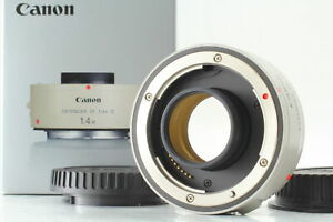 [MINT BOX] Canon Extender EF 1.4x III Teleconverter Lens From JAPAN