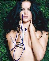 HOT SEXY JAIMIE ALEXANDER SIGNED 8X10 PHOTO AUTHENTIC AUTOGRAPH PROOF THOR COA A
