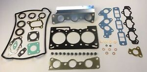 FOR DAIHATSU CHARADE 1.0 12V TURBO GTti GTxx CB70 CB80T NEW HEAD GASKET SET