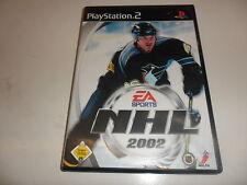 PlayStation 2  PS 2  NHL 2002