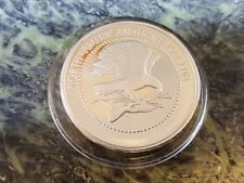 North American Hunting Club Elk Big Game Super Slam Silver Plate Collector Coin