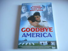 DVD - GOODBYE AMERICA  chasse à l'homme chez les NAVY SEALS