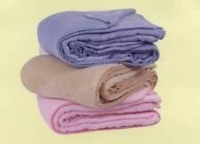 Couvertures en polyester pour le lit 200 cm x 200 cm