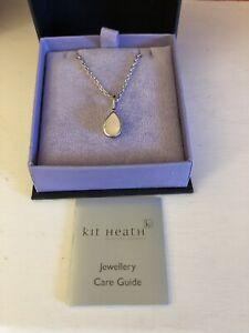 Kit Heath Silver Necklace