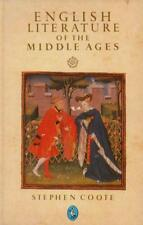 English Literature Of The Middle Ages(Paperback Book)Stephen Coote-Peng-Accept