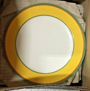 Villeroy & Boch- New Cottage Basic, Flat Plate 27cm, Porcelain- Cream and Yellow