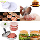 Hamburger Press Stuffed Burger Meat Grill Patty BBQ Burger Maker Mould Tool
