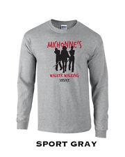 254 Michonnes walker walking service Long Sleeve funny zombie sword costume hip
