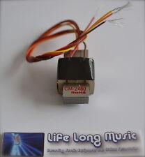 Cinemag CM-2480 MICROPHONE OUTPUT TRANSFORMER HST-11A Apex 460 Nady c12