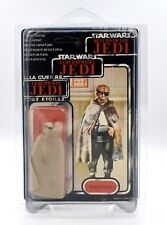 Palitoy Star Wars Return of The Jedi Tri-Logo (1983) - Prune Face Action Figure
