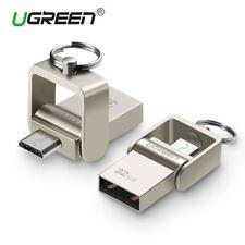 Card Reader USB 2.0 MFi Lightning Micro Memory Mini SD/TF OTG for iPhone 6//7/8