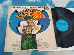 Various – The World Of Progressive Music: Wowie Zowie!:Decca UK STEREO Vinyl LP