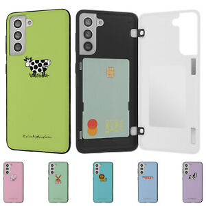 Lisa Larson Mini Magnetic Door Bumper Cover for Galaxy S21 Ultra S20 Note20 Case