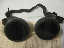 New listing Rare Vintage Russian Soviet Ussr Protection Goggles Steampunk Accessory