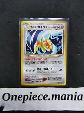 Pokemon Japanese Light Dragonite Holo Neo Destiny No. 149