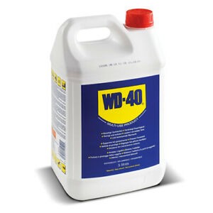 WD40 5 Litre Lubricant Multi-Use Rust Inhibitor Maintenance Fluid Free delivery