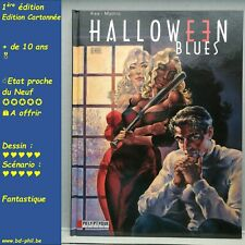 Halloween Blues, 7, Remake, Kas, Mythic, Lombard, EO, 2009, EN, C