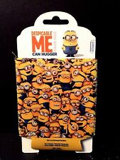 "Despicable Me Minion ""Take Over"" Can Hugger Beer/Soda Coozie *NEW*"
