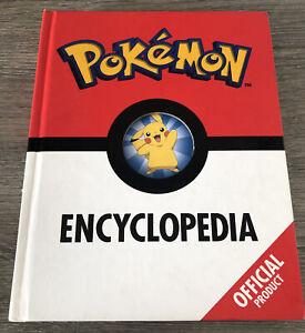 The Pokémon Encyclopedia, Official By Pokémon