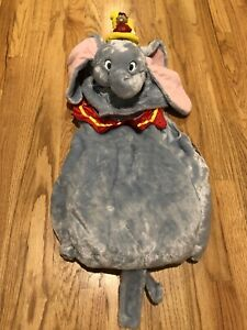 Disney Store Dumbo Costume 18-24 M - Hat, Body Suit, Footies, Mittens  Halloween