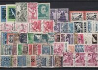 poland and a few only  russia  stamps  ref r11810