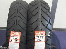 SUZUKI VL800 VOLUSIA TIRE SET MOTORCYCLE TIRES 130/90-16 170/80-15
