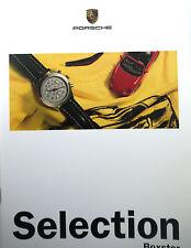 Porsche; 1996, Selection Brochure