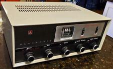 Panasonic EA-801 integrated tube amplifier