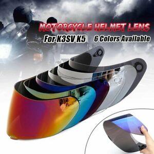 Helmet Visor For AGV K5 K3 SV Motorcycle Helmet Shield Parts Original Glasses