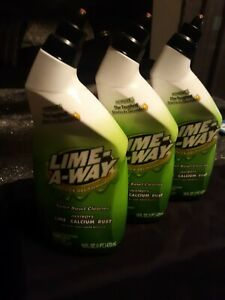 Lime Away Thick Gel Toilet Bowl Cleaner