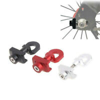 Aluminum Bicycle Chain Tensioner Adjuster Fastener Bolt For BMX Fixie Bike MBE