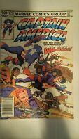 Captain America #273 September 1982 Marvel Comics