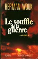Livre le souffle de la guerre Herman Wouk tome II Paméla book