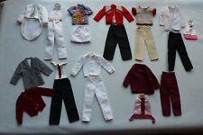 Tenues vintage Barbie Ken 1982 à 1986