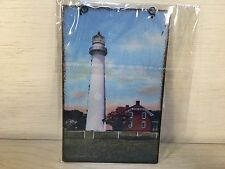 Tenderheart Treasures Lighthouse Postcard Wall Art ST. SIMONS LIGHTHOUSE GEORGIA