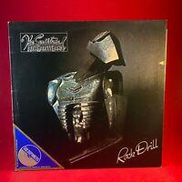 THE SENSATIONAL ALEX HARVEY BAND Rock Drill 1978 UK Vinyl LP EXCELLENT CONDITION