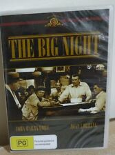 DVD - THE BIG NIGHT - BRAND NEW in PLASTIC - BARRYMORE LORRING - BLACK & WHITE