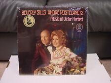 Beverly Sills/Kostelanetz Music of VICTOR HERBERT - Angel SFO-37160 SEALED