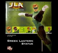 Green Lantern Cover to Cover Issue # 166 Statue New 2006 DC Comics JLA Amricons