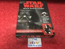 Star Wars Build Darth Vader Bust with Sounds Quotes Illustrated Book Brand New